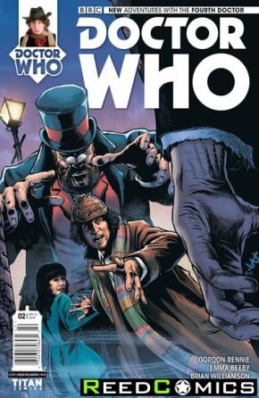 Doctor Who 4th #2