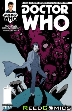 Doctor Who 10th Year Two #9