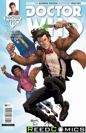 Doctor Who 11th Year Two #8
