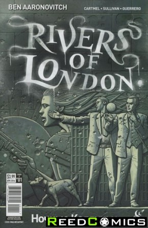 Rivers of London Night Witch #1