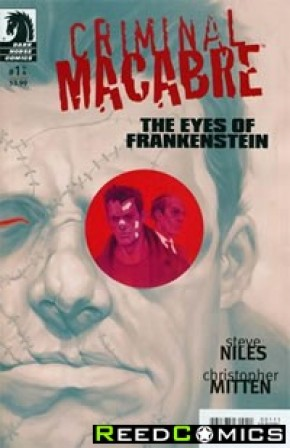 Criminal Macabre Eyes of Frankenstein #1