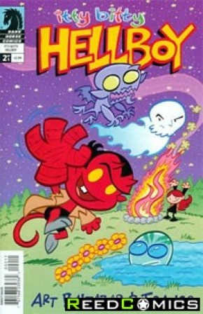 Itty Bitty Hellboy #2