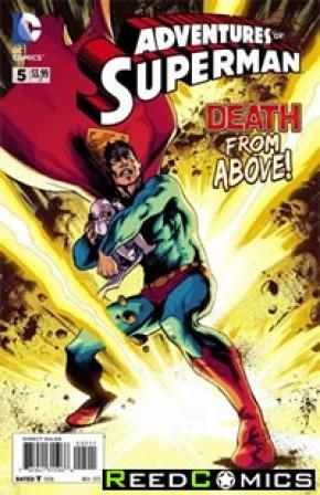 Adventures of Superman Volume 2 #5