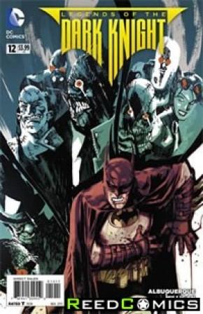 Legends of the Dark Knight (2012) #12