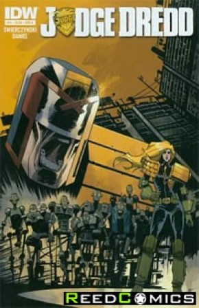 Judge Dredd Volume 4 #11