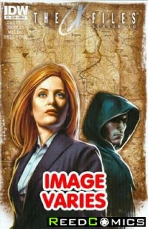 X-Files Season 10 #4 (Random Cover)