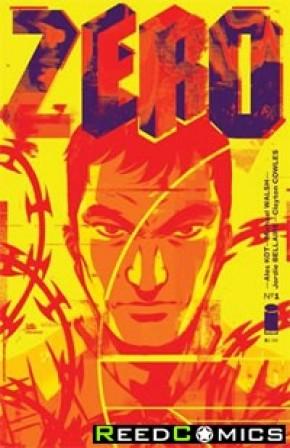 Zero #1 (1st Print - Cover B)