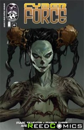 Cyber Force Volume 4 #8