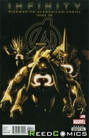 Avengers Volume 5 #20