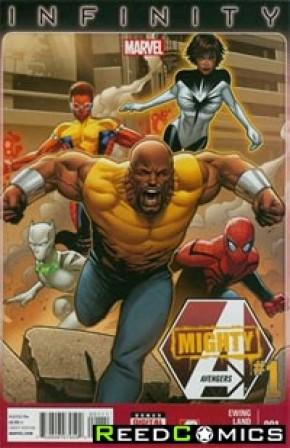 Mighty Avengers Volume 2 #1