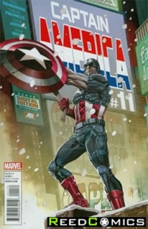 Captain America Volume 7 #11
