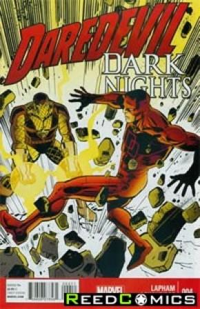 Daredevil Dark Nights #4