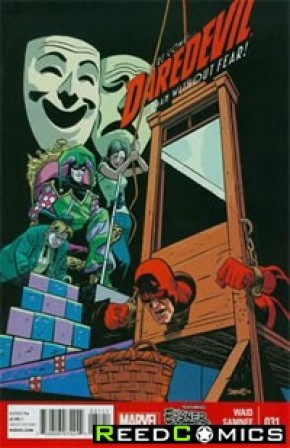 Daredevil Volume 3 #31