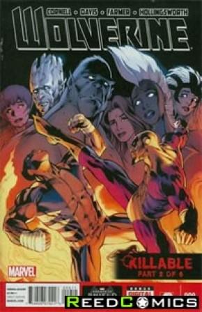 Wolverine Volume 5 #9