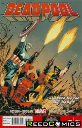 Deadpool Volume 4 #17