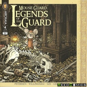 Mouse Guard Legend of the Guard Volume 2 #4