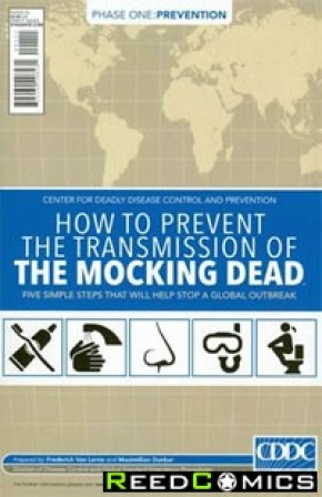 Mocking Dead #1 *HOT BOOK*