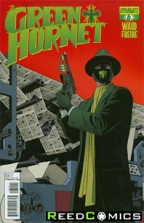 Green Hornet by Mark Waid #6