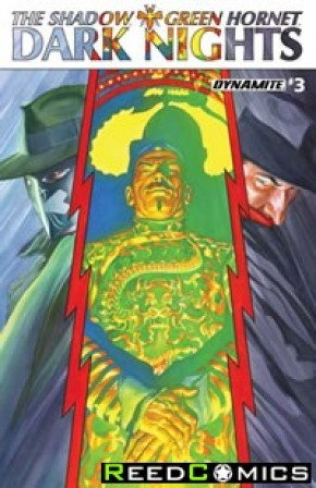 The Shadow Green Hornet Dark Knights #3