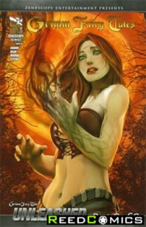 Grimm Fairy Tales Giant Size 2013