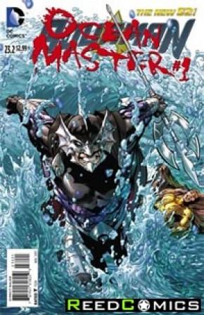 Aquaman Volume 5 #23.2 Ocean Master Standard Edition