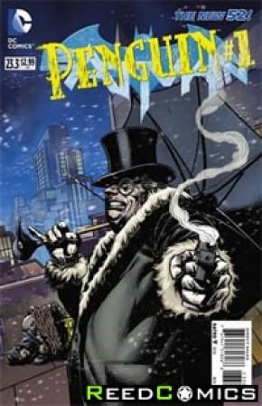 Batman Volume 2 #23.3 Penguin Standard Edition