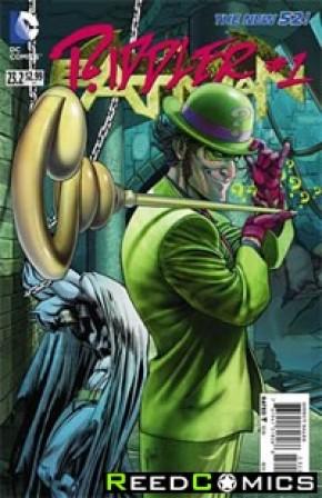 Batman Volume 2 #23.2 Riddler Standard Edition