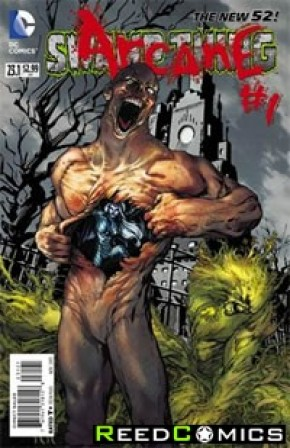 Swamp Thing Volume 5 #23.1 Arcane Standard Edition