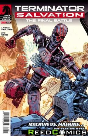 Terminator Salvation The Final Battle #9