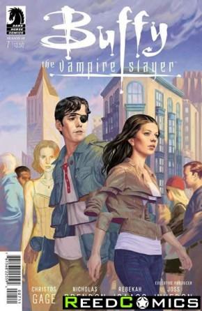 Buffy The Vampire Slayer Season 10 #7