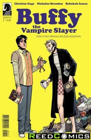 Buffy The Vampire Slayer Season 10 #7 (Isaacs Variant)