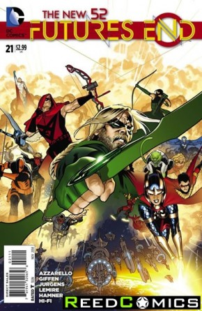 New 52 Futures End #21