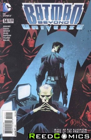 Batman Beyond Universe #14