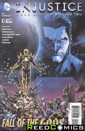 Injustice Gods Among Us Year Two #12