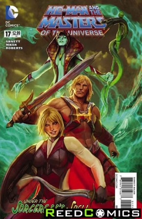He Man and the Masters of the Universe Volume 2 #17