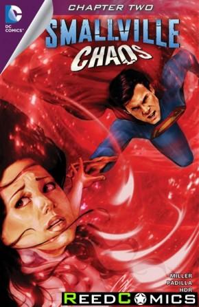 Smallville Season 11 Chaos #2