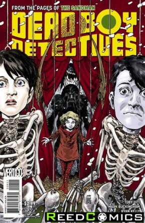 Dead Boy Detectives #9