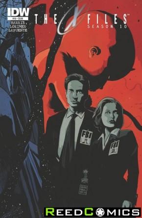 X-Files Season 10 #16