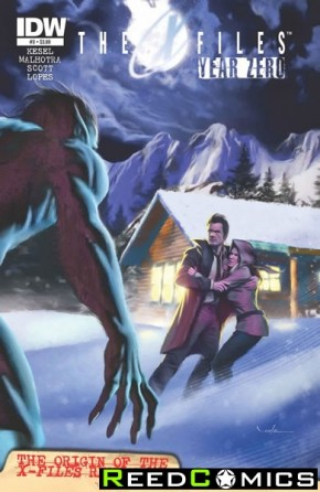 X-Files Year Zero #3