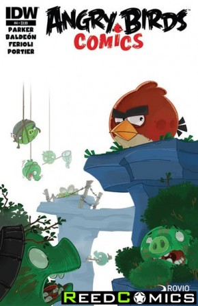 Angry Birds #4