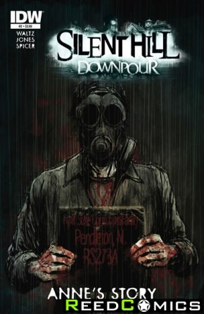Silent Hill Downpour Annes Story #2