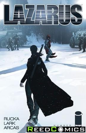Lazarus #11