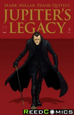 Jupiters Legacy #5 (Cover A)