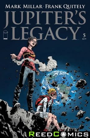 Jupiters Legacy #5 (Cover C)
