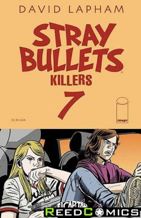 Stray Bullets The Killers #7