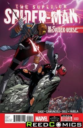 Superior Spiderman #33