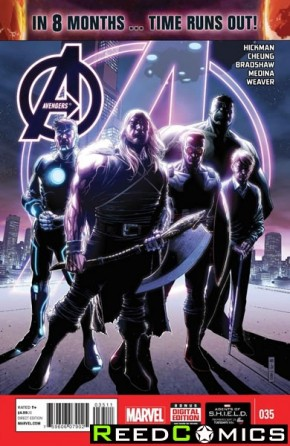 Avengers Volume 5 #35