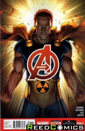 Avengers Volume 5 #34.1