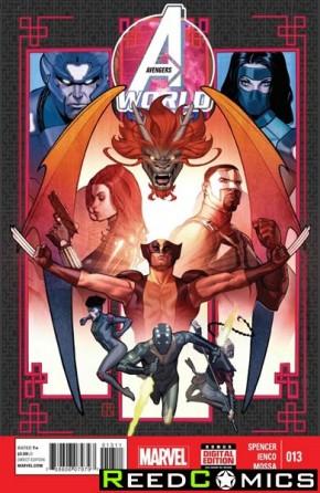 Avengers World #13