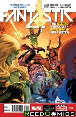 Fantastic Four Volume 5 #10